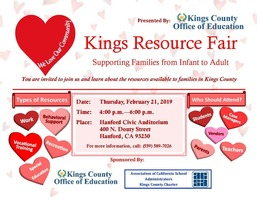 Kings Resource Fair
