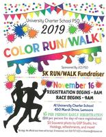 Color Run/Walk