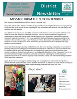 Jan 2019 District Newsletter