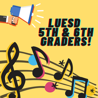 5th and 6th Grade Music Classes