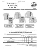 UCS 8th Grade T-shirt Order DUE