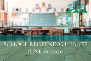 2020/2021 School Reopening Updates