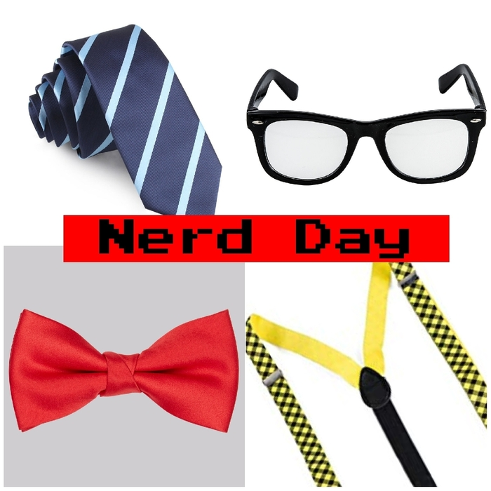 nerd dress up day 3/1