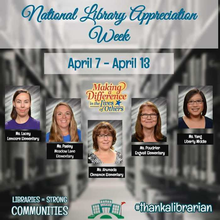 Library Appreciation Week