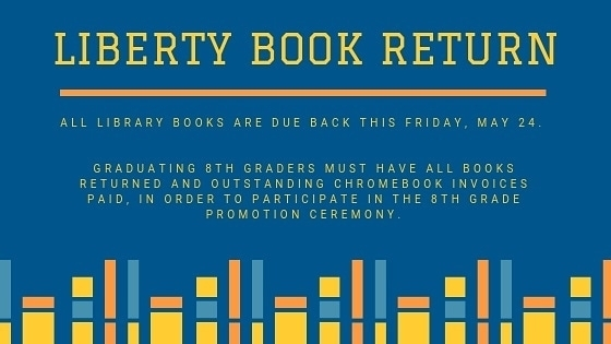 library book return 5/24