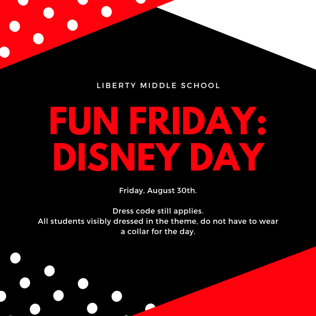 8/30 Fun Friday Disney Day