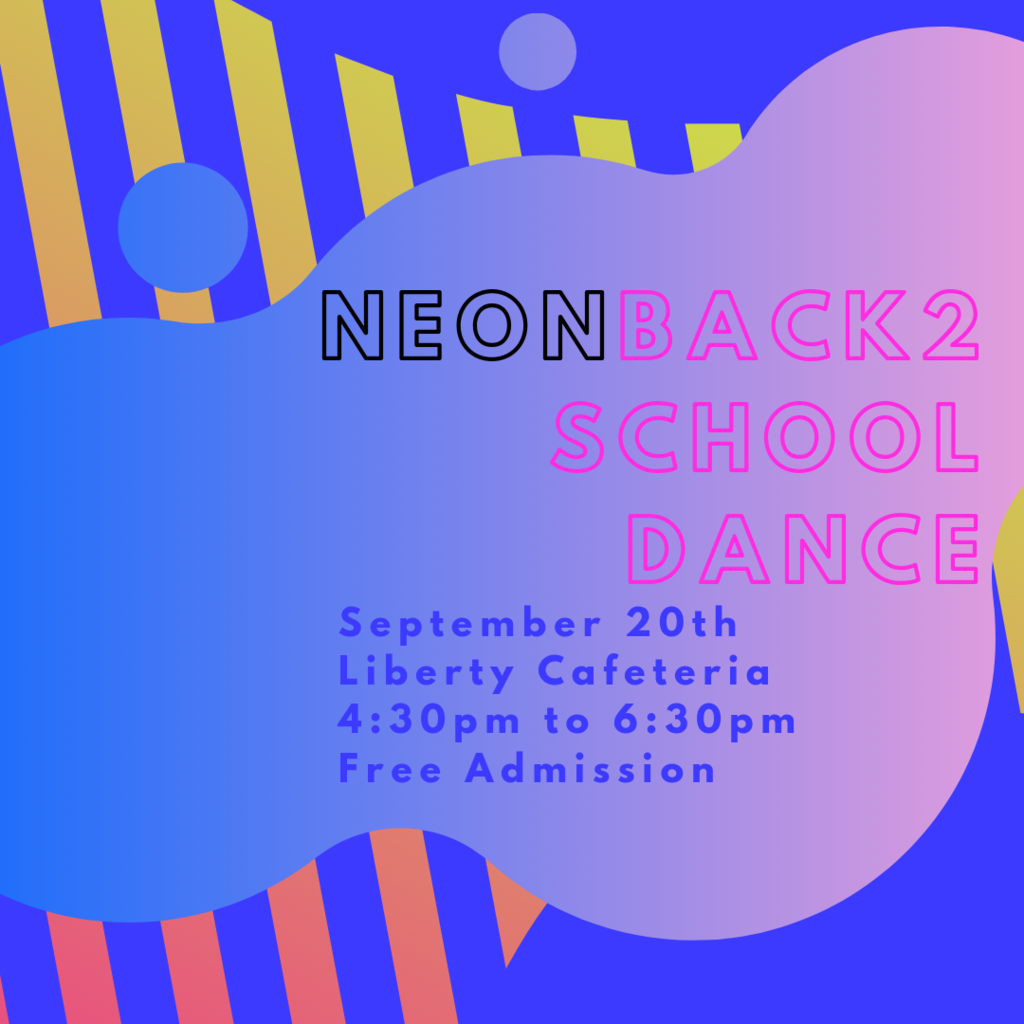 Back to school dance 9/20