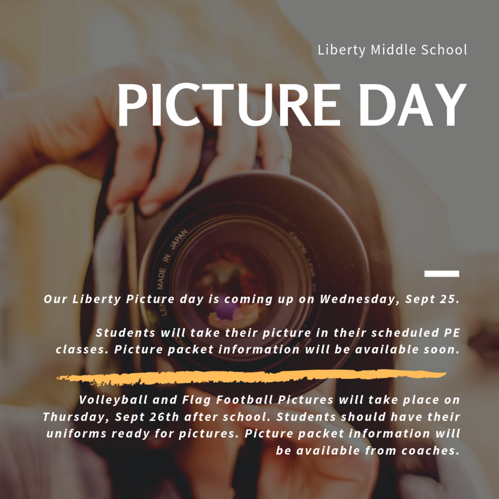 Picture day sept 25