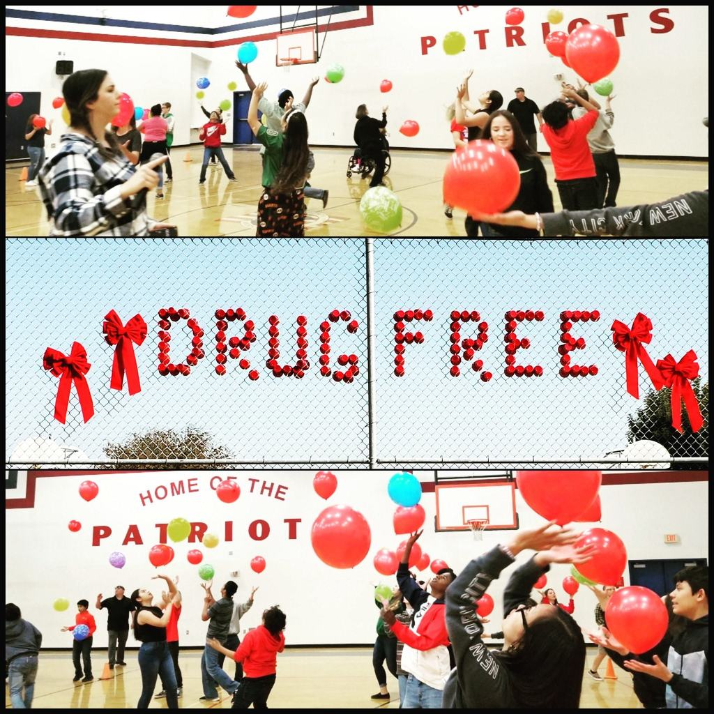 red Ribbon week 10/28 Mismatch Day