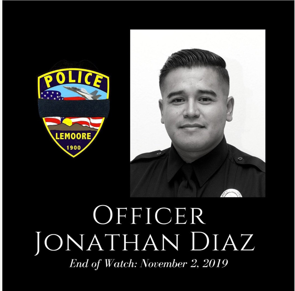LPD Officer Diaz