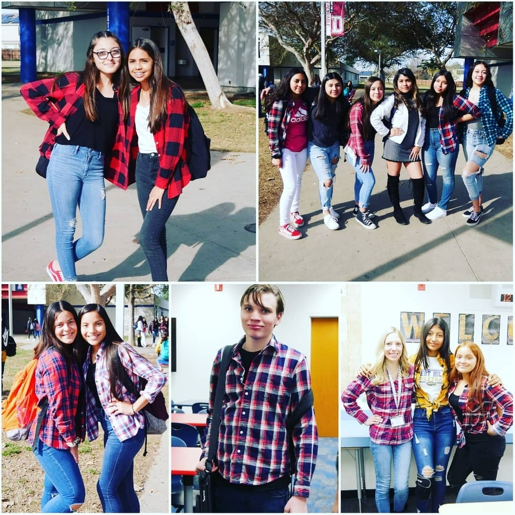 flannel shirt day