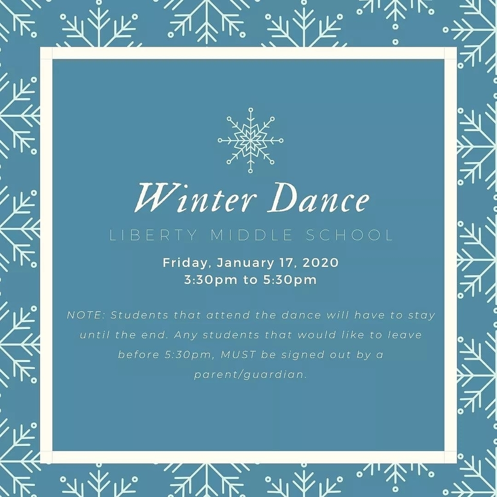 winter dance 1/17