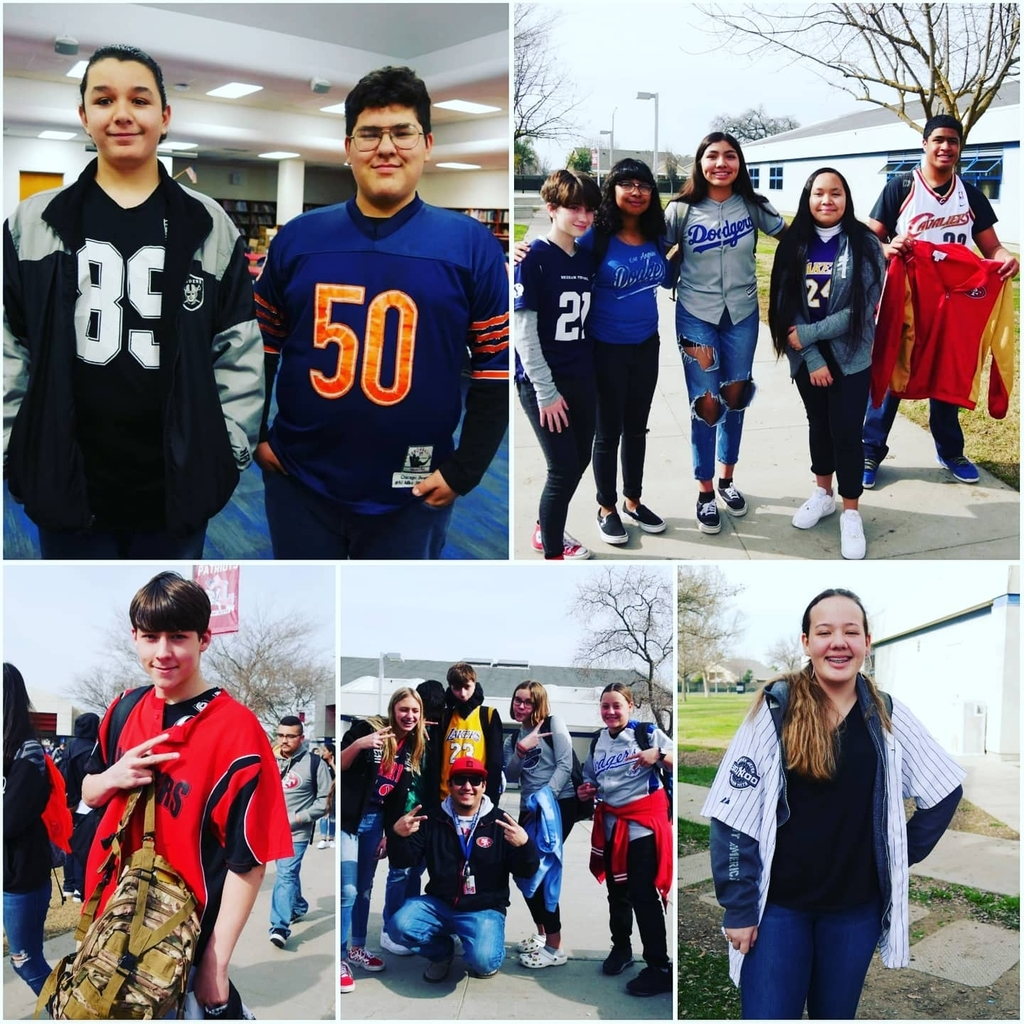fun friday sports day 1/31